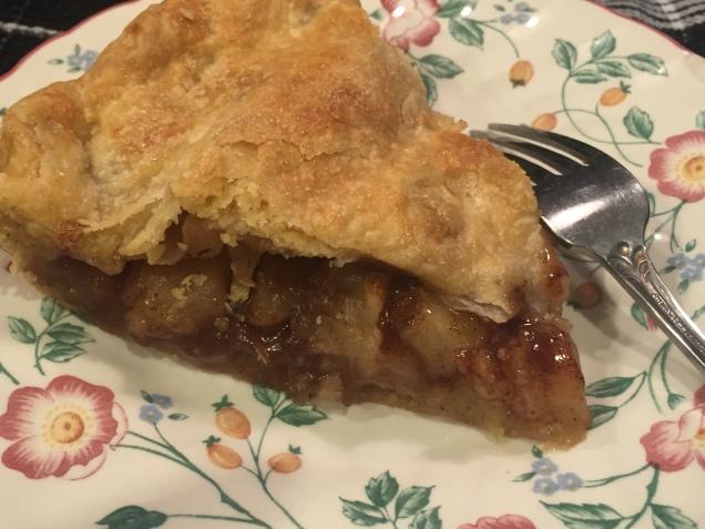 apple piece of pie
